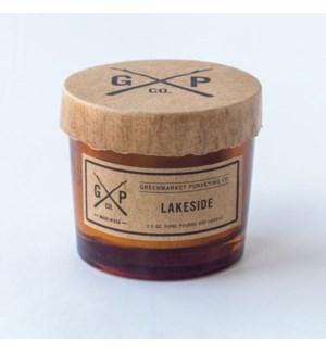Lakeside 2.5oz. Candle