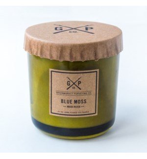 Blue Moss 8.5oz. Candle