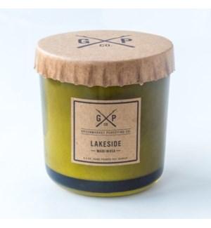 Lakeside 8.5oz. Candle
