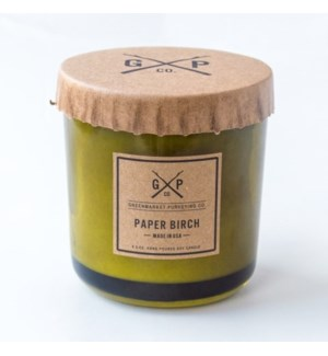 Paper Birch 8.5oz. Candle