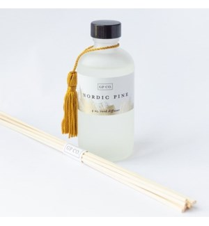 Nordic Pine 4oz. Reed Diffuser