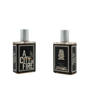 A CITY ON FIRE 50ML