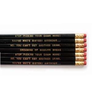Teacher Pencils