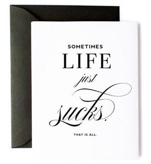 Life Sucks Friend