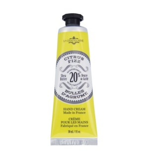 Citrus Fizz Hand Cream