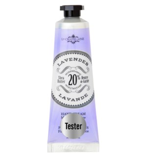 TESTER Lavender Hand Cream