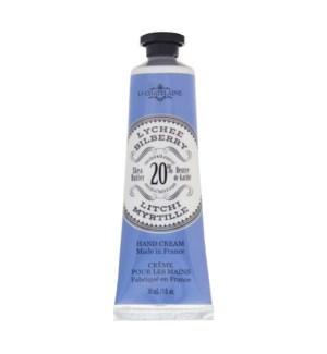 Lychee Bilberry Hand Cream