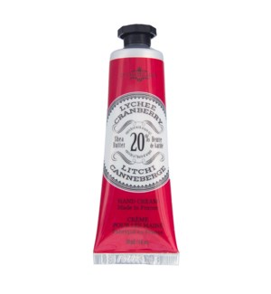 Lychee Cranberry Hand Cream