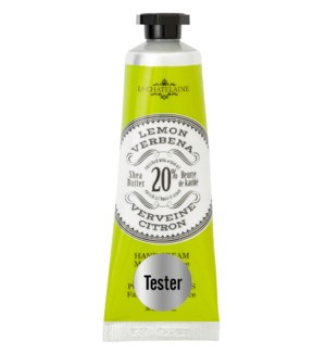 TESTER Lemon Verbena Hand Cream