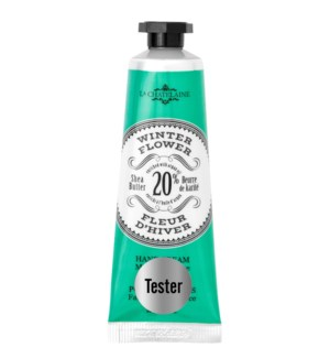 TESTER Winter Flower Hand Cream