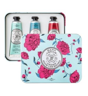 Aqua Hand Cream Trio TIN