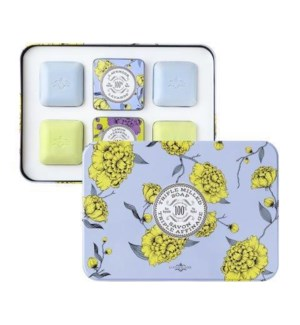 Lavender + Lemon Verbena Luxury Travel Soap Set