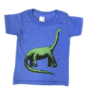 Bronto Heather Blue Toddler T 2T