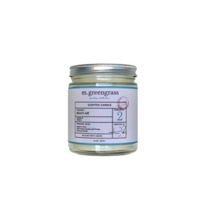 Beach Air Candle - 8 oz Jar