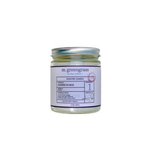 Summer in Nice Candle - 8 oz Jar