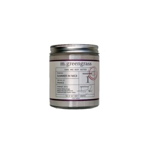 Tester Summer in Nice Hand & Body Butter - 5 oz Jar