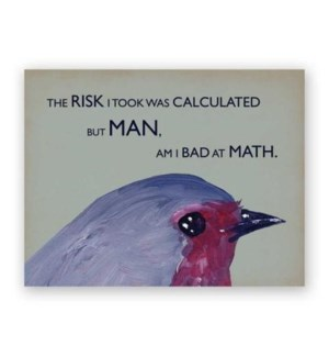 Risk Note Card