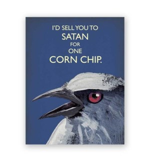 Corn Chip Card