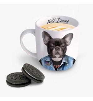 Wild Dining Mug - Dog