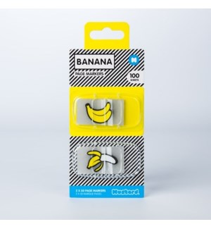 Banana Page Markers