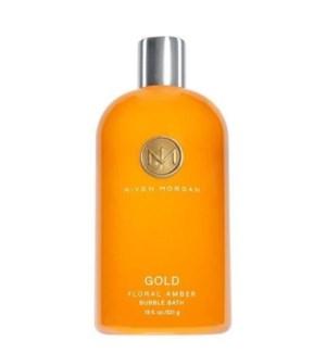 Gold Bubble Bath 18 oz