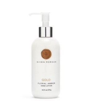Gold Hand Lotion 9.5 oz