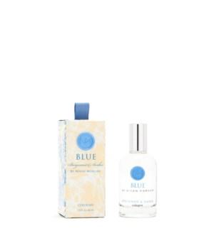 Blue Perfume/Cologne 1.5 oz