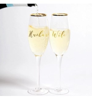 Champagne Glss Set Just Marrie