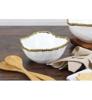 Golden Salerno Md Salad Bowl