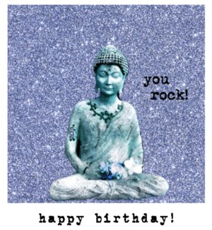 HB buddha You rock