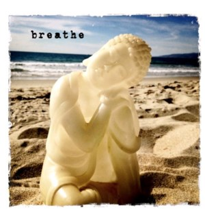 Breathe buddha beach