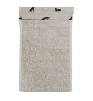 Roller Hand Towel - Labrador