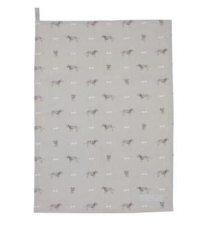 Tea Towel - Terrier
