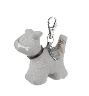 Key Ring - Terrier