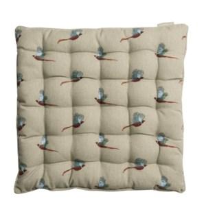 Chair Pad - Pheasant