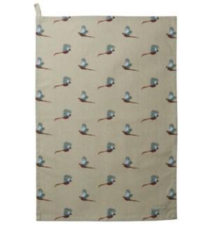 Tea Towel - Pheasant