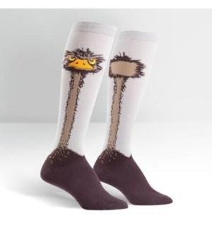 Women's Knee Funky: Ostrich