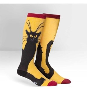 Stretch-It Knee High: Chat Noir