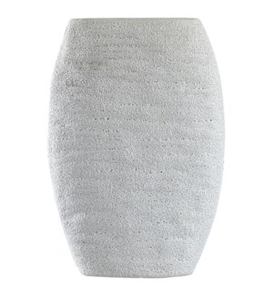 DELPHI VASE- TALL | Cream Finish on Ceramic