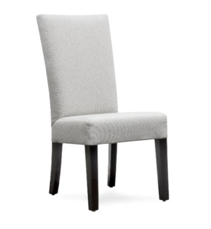 KELLER SIDE CHAIR | Waldo Beach Tweed Fabric on Hardwood Frame