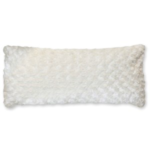 WINTER WHITE PILLOW | Down Feather Insert
