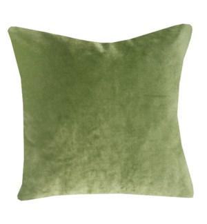 CEDAR GREEN PILLOW   Down Feather Insert