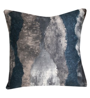 PANORAMA LAPIS PILLOW   Down Feather Insert