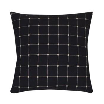 Geo Dots Navy Pillow