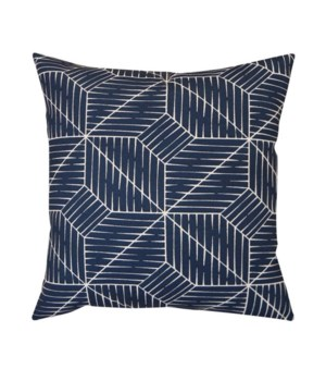 Kinley Navy Pillow