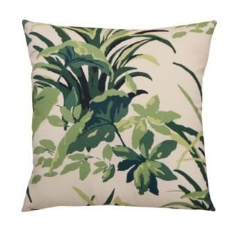 Island Palm Pillow