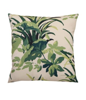 Island Palm Pillow