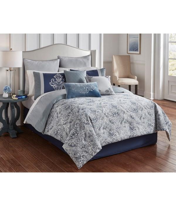 Charles 10 pc King Comforter Set