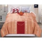 Courtside  3 pc Twin Comforter Set