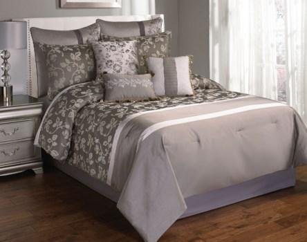 Augustus 9 pc Queen Comforter Set